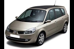 Renault Grand Scénic fundo branco