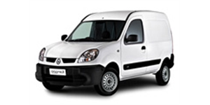 Renault Kangoo fundo branco