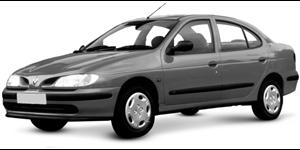 Renault Laguna fundo branco