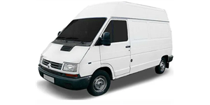Renault Trafic fundo branco