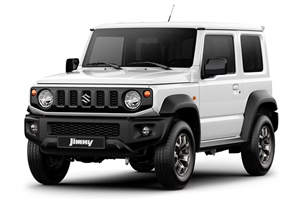 Suzuki Jimny fundo branco