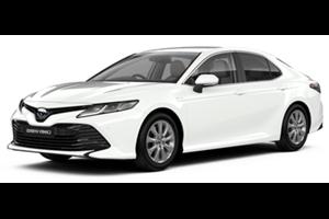 Toyota Camry fundo branco
