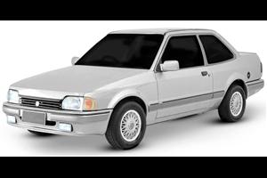Volkswagen Apollo fundo branco
