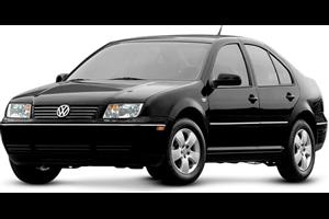 Volkswagen Bora fundo branco