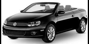 Volkswagen Eos fundo branco