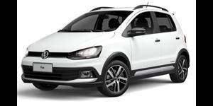 Volkswagen Fox fundo branco