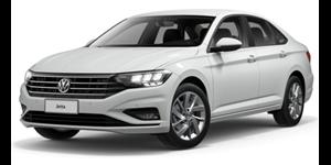 Volkswagen Jetta fundo branco